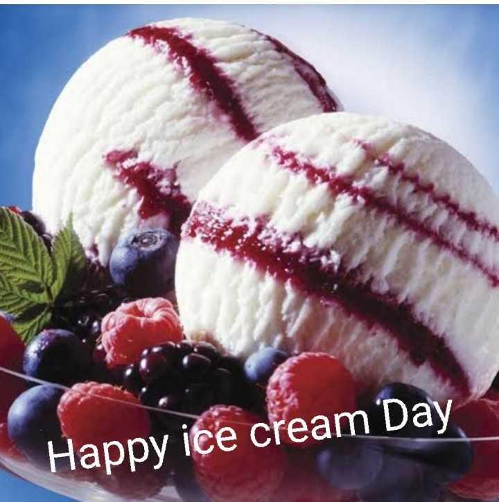 🍨 શેરચેટ આઈસક્રિમ દિવસ - Happy ice cream Day - ShareChat