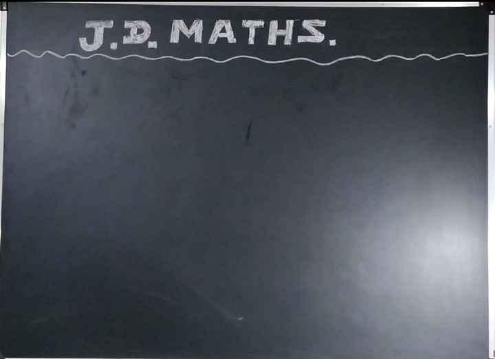 📋શેરચેટ શિક્ષણ - J . D . MATHS - ShareChat