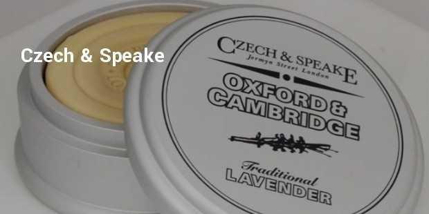 🔘 શેરચેટ સાબુ દિવસ - NZECH & SPEAKE . Czech & Speake Jermy Street Londos OXFORD CAMBRIDGE Traditional LAVENDER - ShareChat