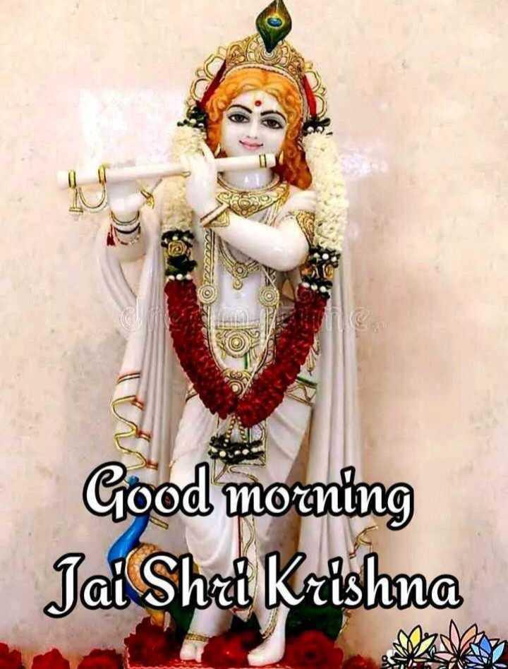 🌅 સુપ્રભાત 🙏 - Good moming Jai Shri Krishna - ShareChat