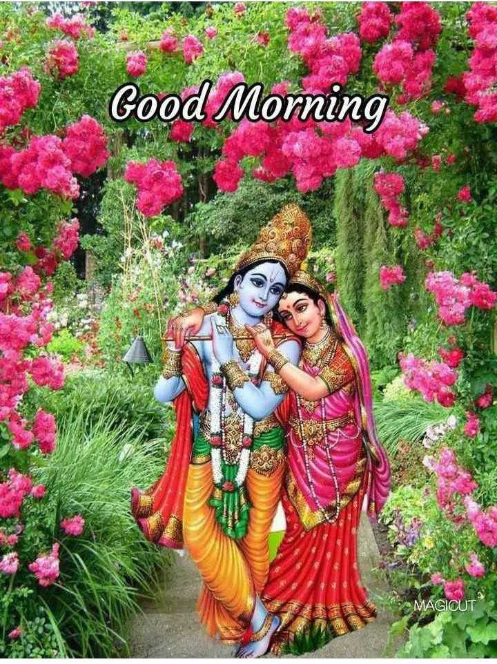 🌅 સુપ્રભાત 🙏 - Good Morning MAGICUT - ShareChat