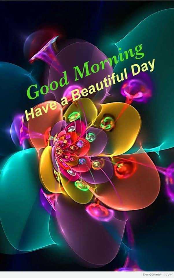 🌅 સુપ્રભાત 🙏 - Good Morning Have a Beautiful Day Des Comments . com - ShareChat