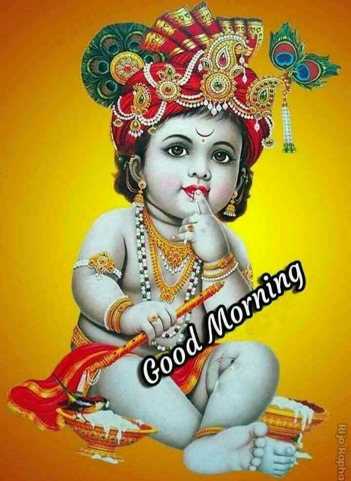 🌅 સુપ્રભાત 🙏 - Good Morning Rijo Rapha - ShareChat