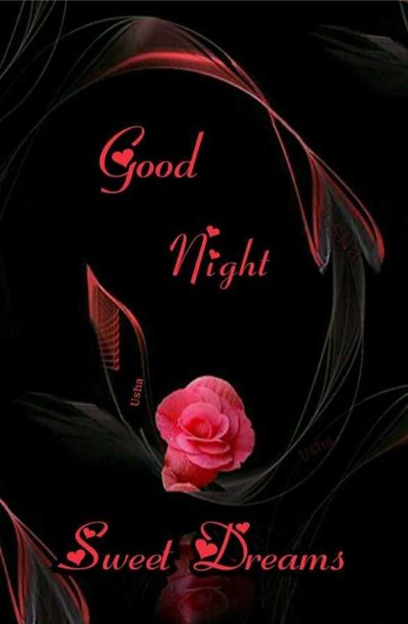 🌅 સુપ્રભાત - Good 10oa Night Usha , Sweet Dreams weer Dream - ShareChat