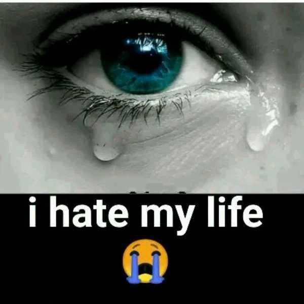 👍 હસ્તકલા - i hate my life - ShareChat