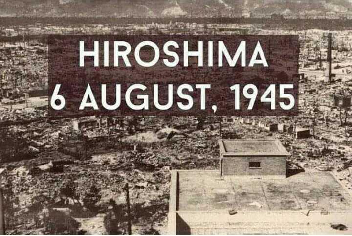 💣 હિરોશિમા દિવસ - HIROSHIMA 6 AUGUST , 1945 - ShareChat