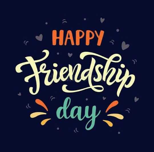 🤝 હેપી ફ્રેન્ડશીપ દિવસ - HAPPY Friendship * days - ShareChat