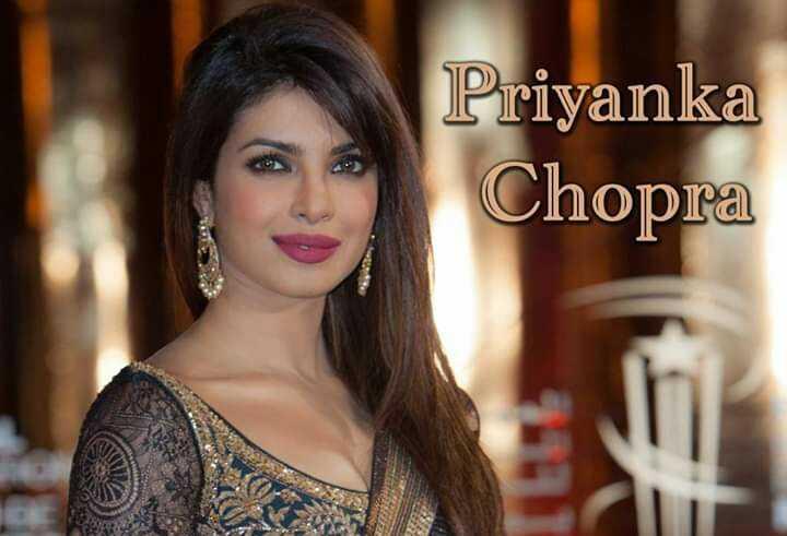 🎂 હેપી બર્થ ડે: પ્રિયંકા ચોપરા - Priyanka Chopra - ShareChat
