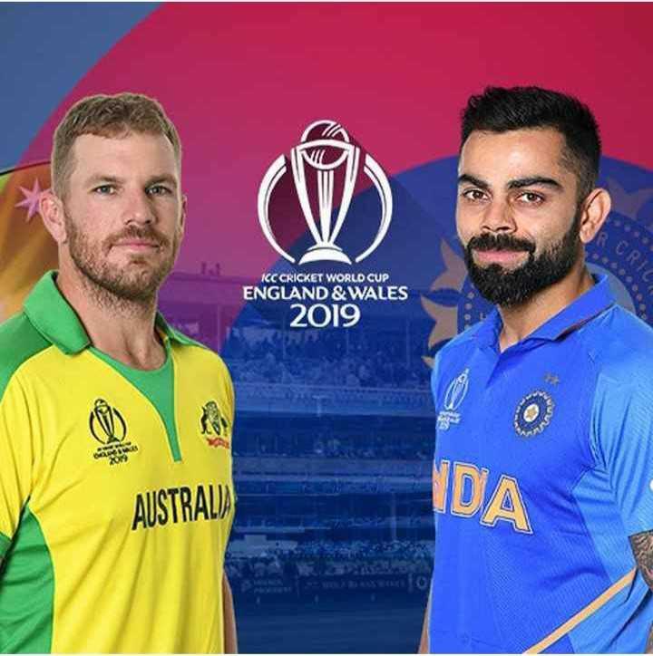 🇮🇳ଇଣ୍ଡିଆ vs ଅଷ୍ଟ୍ରେଲିଆ🇦🇺 - VI KCC CRICKET WORLD CUP ENGLAND & WALES 2019 AUSTRAL ) DA - ShareChat