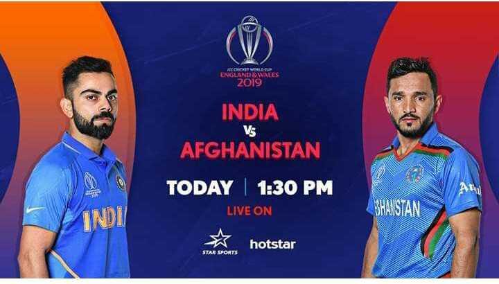 🇮🇳ଇଣ୍ଡିଆ vs ଆଫଗାନିସ୍ତାନ🇦🇫 - CEWELD ENGLAND WALES 2019 Vs INDIA AFGHANISTAN TODAY | 1 : 30 PM LIVE ON SHAISTAN INDI X hotstar STAR SPORTS - ShareChat