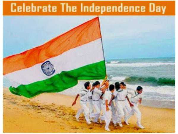 ଇତିହାସ ସ୍ୱାଧୀନତାର - Celebrate The Independence Day - ShareChat