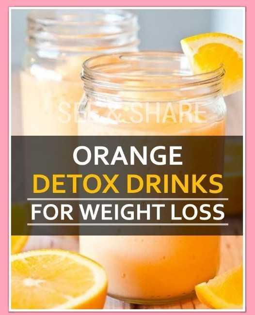🍊କମଳା ଦିବସ - SHARE ORANGE DETOX DRINKS FOR WEIGHT LOSS - ShareChat