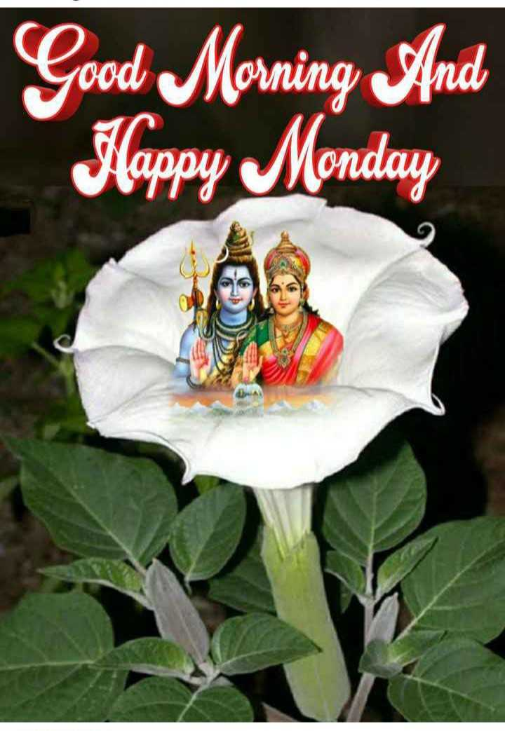 🔱ଜୟ ଶିବଶଙ୍କର - Good Morning And Happy Monday - ShareChat
