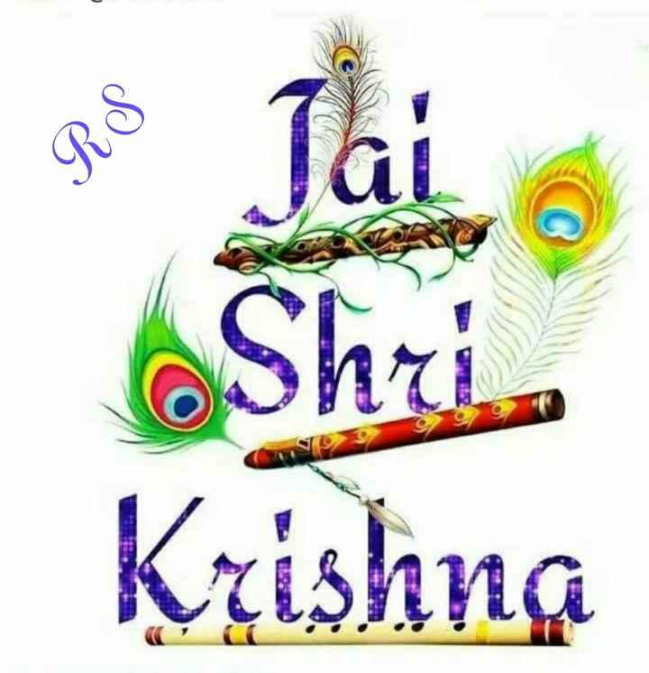 🙌 ଜୟ ଶ୍ରୀକୃଷ୍ଣ - RS Shri . Krishna - ShareChat