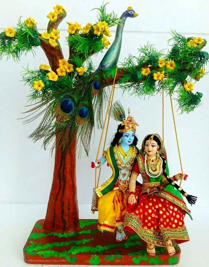 🙌 ଜୟ ଶ୍ରୀକୃଷ୍ଣ - SENSES AMMAN SON EX3 Krishna Real Friend E3 - ShareChat