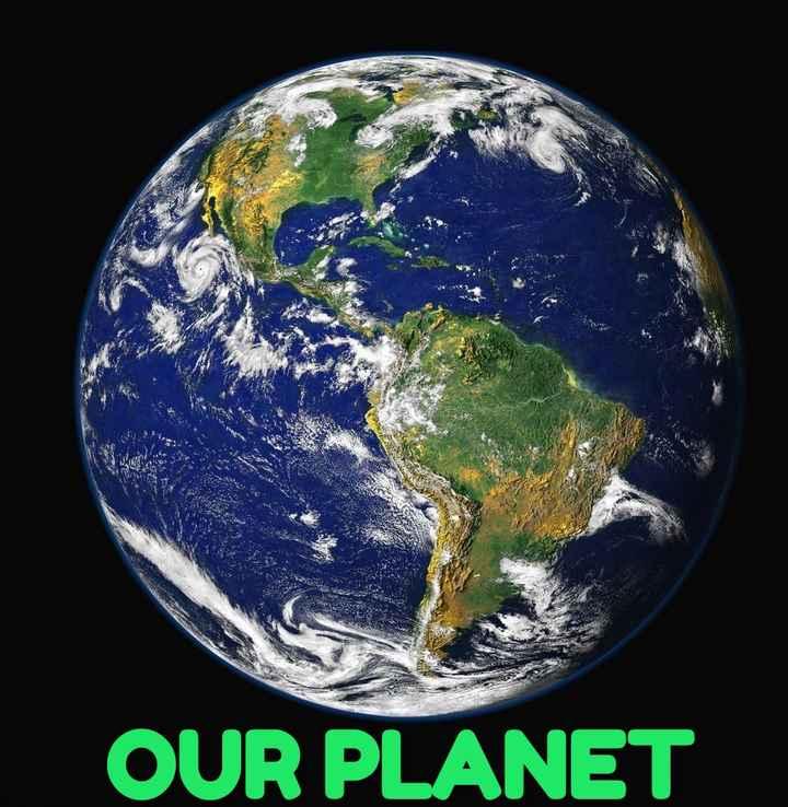 🏞ନେଚର ଫୋଟୋଗ୍ରାଫି ଦିବସ - Se OUR PLANET - ShareChat