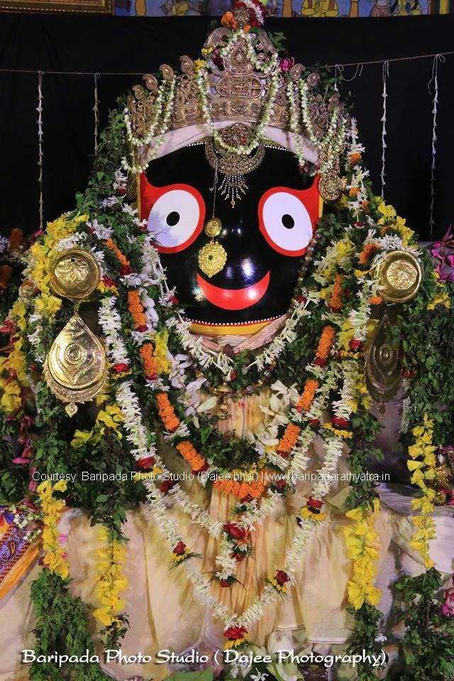 ବାରିପଦାରେ ରଥଯାତ୍ରା - Courtesy . Baripada Photo Studio ( Dajee bhadi www . baripadarathyatra . in Baripada Photo Studio ( Dajee Photography ) - ShareChat