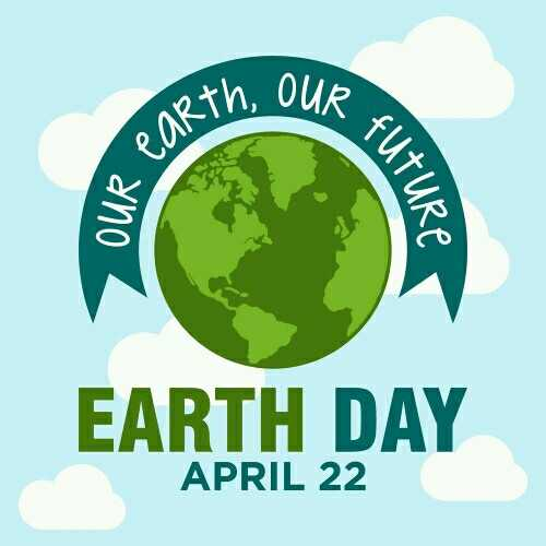 ବିଶ୍ୱ ପୃଥିବୀ ଦିବସ - arth , QUE OUR e Future EARTH DAY APRIL 22 - ShareChat
