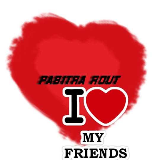 👫ବେଷ୍ଟ ଫ୍ରେଣ୍ଡ ଡେ - PABTRA AOUT TO MY FRIENDS - ShareChat