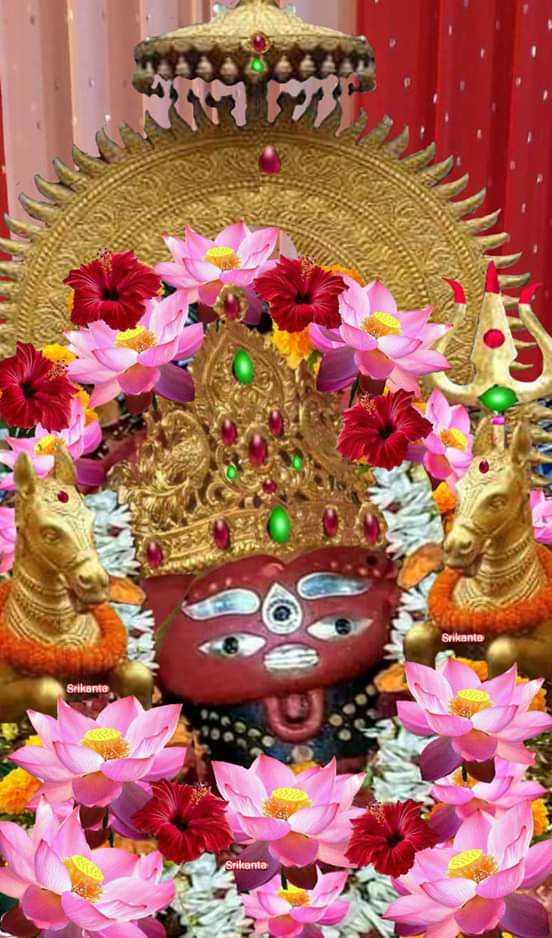 🔔ମା ତାରିଣୀ - Srikante Srikonte Srikanta - ShareChat