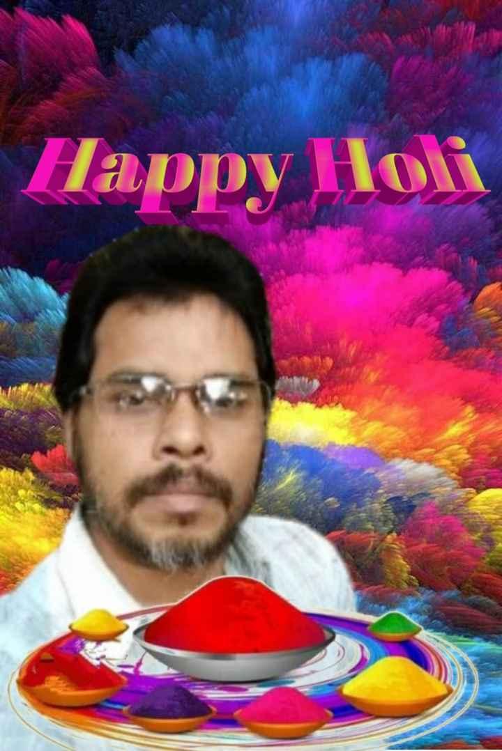 ମୋ ଅଞ୍ଚଳରେ ହୋଲି ପାଳନ - Happy Holi - ShareChat