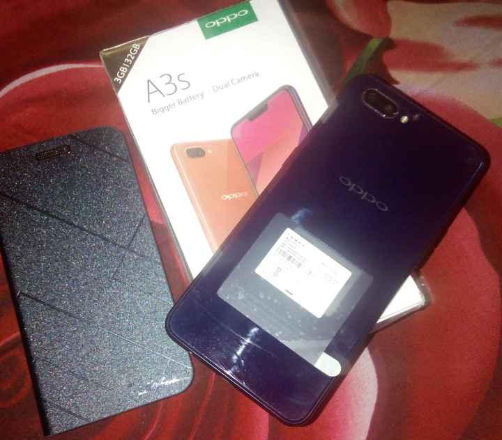 📲ମୋ ମୋବାଇଲ କଭର - odido 3GB132GB АЗѕ Bigger Battery Dual Camera oddo oppo - ShareChat