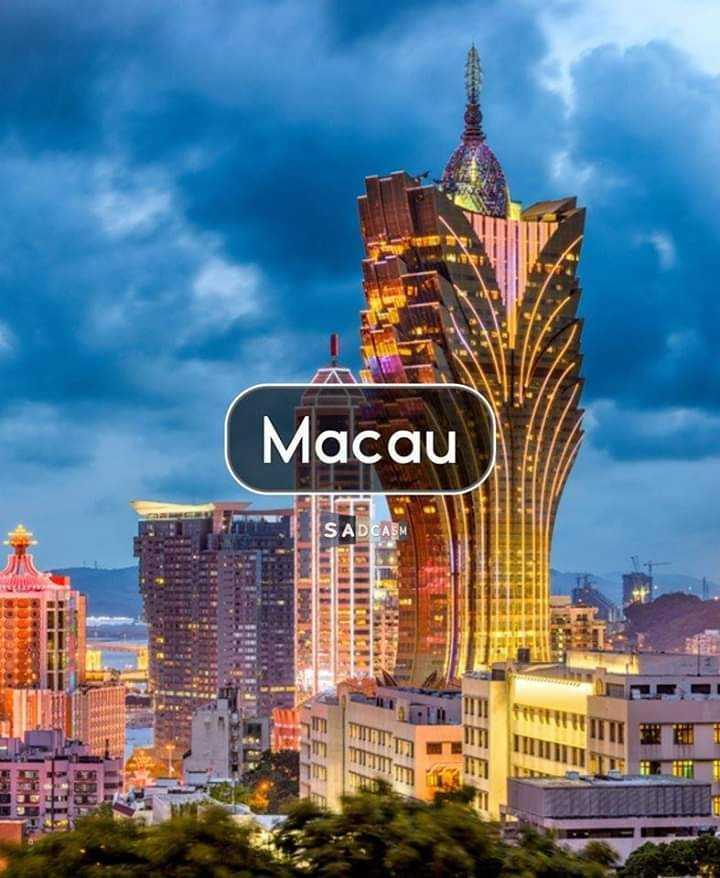 🎦ଯାତ୍ରା ଦୁନିଆ - Macau SADCASM - ShareChat