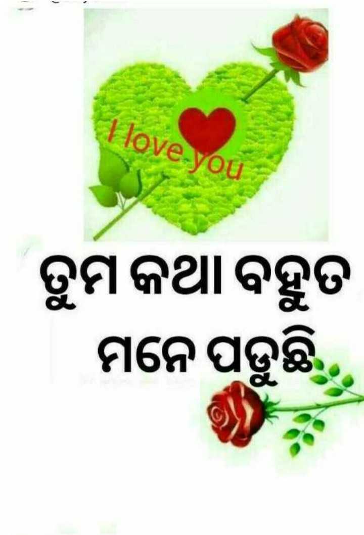 🤩ଲଭ ଜୋକ୍ସ - I love you ତୁମ କଥା ବହୁତ ମନେ ପଡୁଛି , - ShareChat