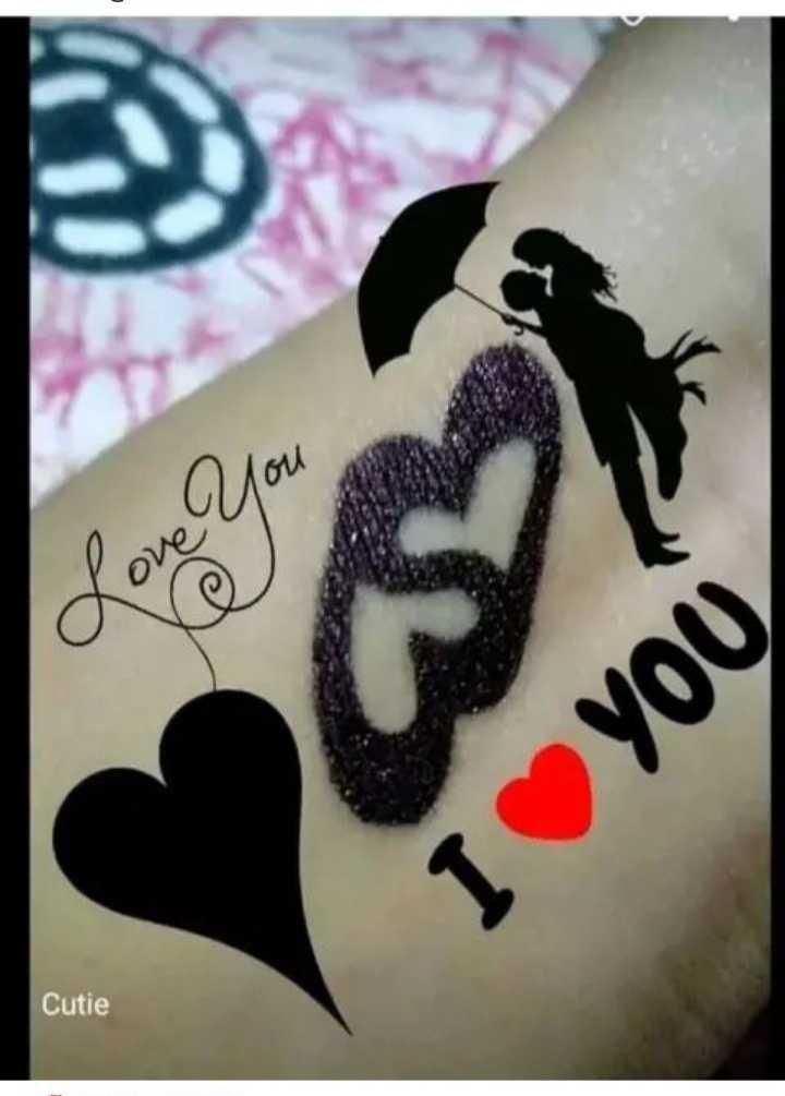 💗ଲଭ GIF - I • you Cutie - ShareChat