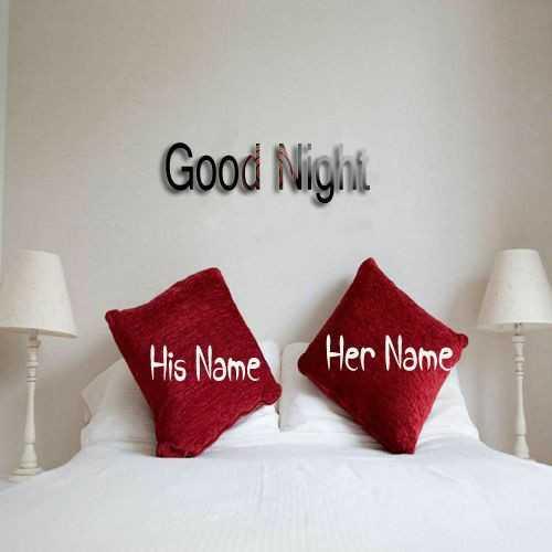 🌛ଶୁଭରାତ୍ରୀ - Good Night His Name Her Name - ShareChat