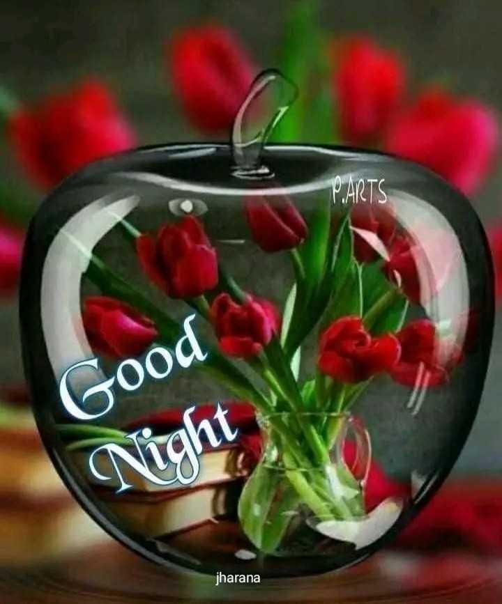 🌛ଶୁଭରାତ୍ରୀ - PARTS Good Night jharana - ShareChat