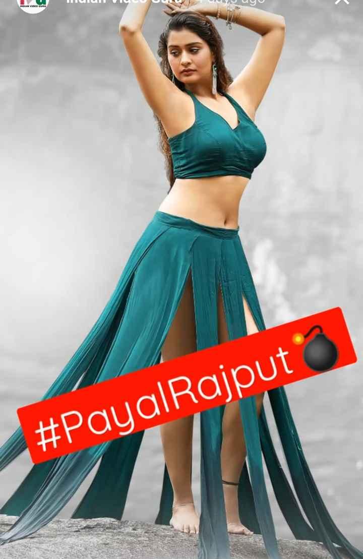 🎬ସିନେ ଗ୍ୟାଲେରୀ - INDIAN VIDEO GURU # Payal Rajput - ShareChat