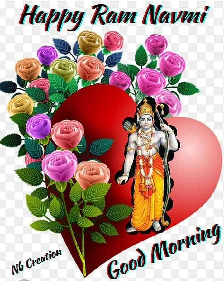 🙏ହନୁମାନ ଜୟନ୍ତୀ - Happy Ram Navmi Nb Creation Good Morning - ShareChat