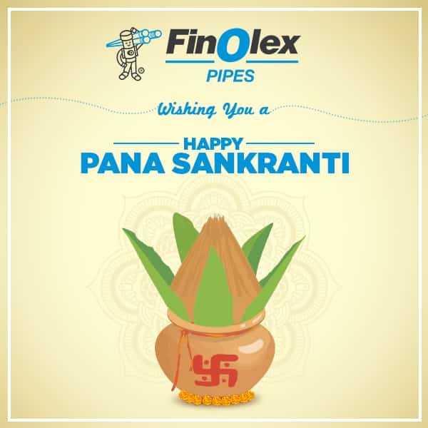 🤗ହାପି ଓଡ଼ିଆ ନବବର୍ଷ - Finolex PIPES Wishing You a - HAPPY PANA SANKRANTI - ShareChat