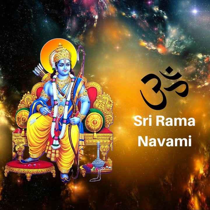 ହିନ୍ଦୁ ନବବର୍ଷ ଏବଂ ଚୈତ୍ର ନବରାତ୍ରି - CA WWW . Gle Sri Rama Navami - ShareChat