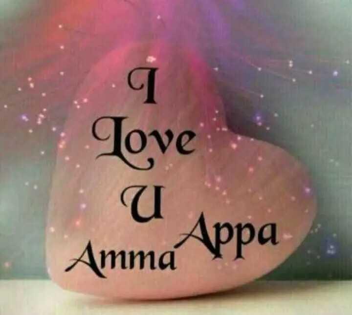 அம்மா-அப்பா - Tove : U Amma Appa - ShareChat