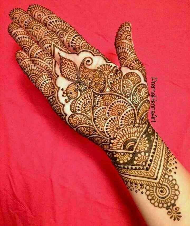 💅ஆடை அலங்கரம் & மெகந்தி - WE PrernaHenna Art - ShareChat