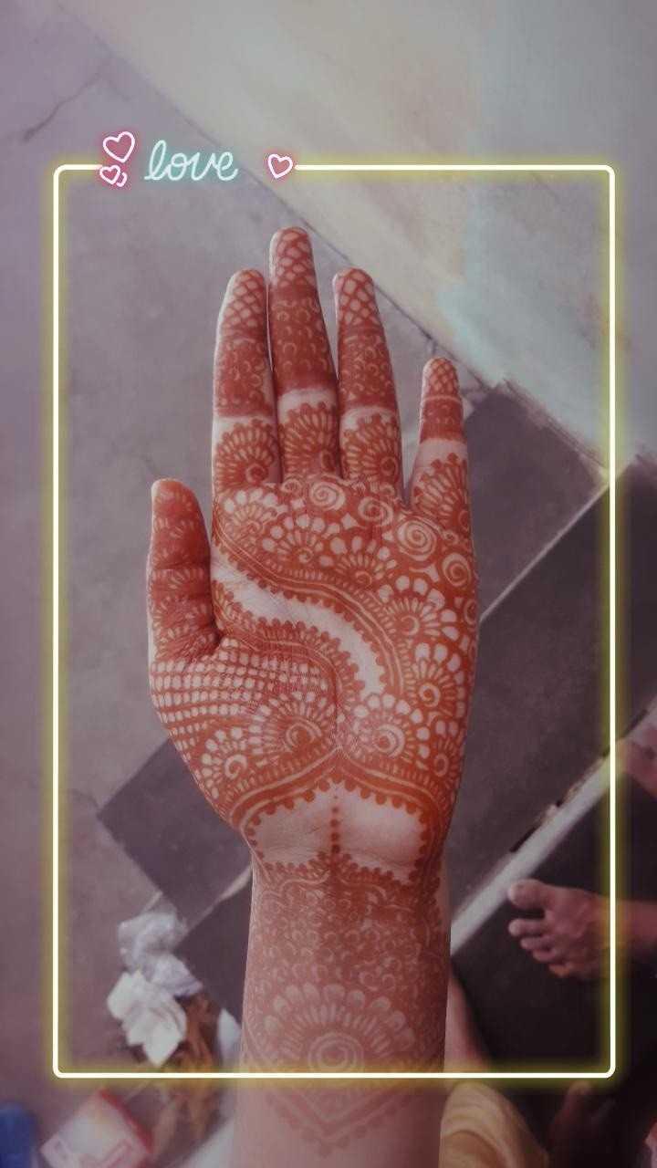 💅ஆடை அலங்கரம் & மெகந்தி - I love of - ShareChat