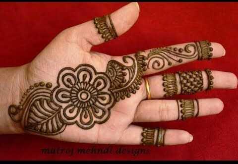 💅ஆடை அலங்கரம் & மெகந்தி - malroy mehndi designs - ShareChat
