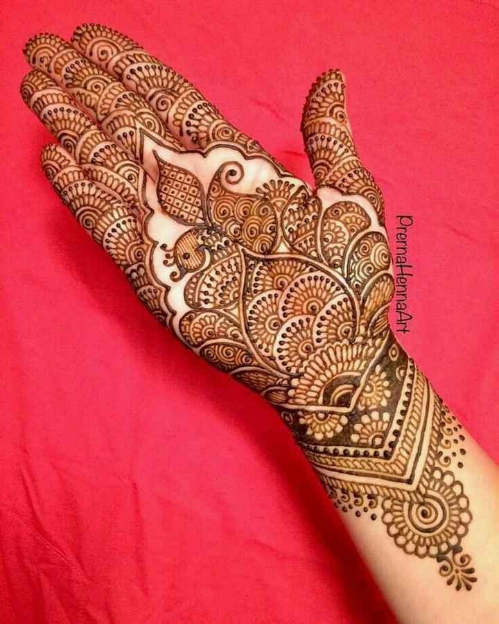 💅ஆடை அலங்கரம் & மெகந்தி - MUULI Prerna Henna Art - ShareChat