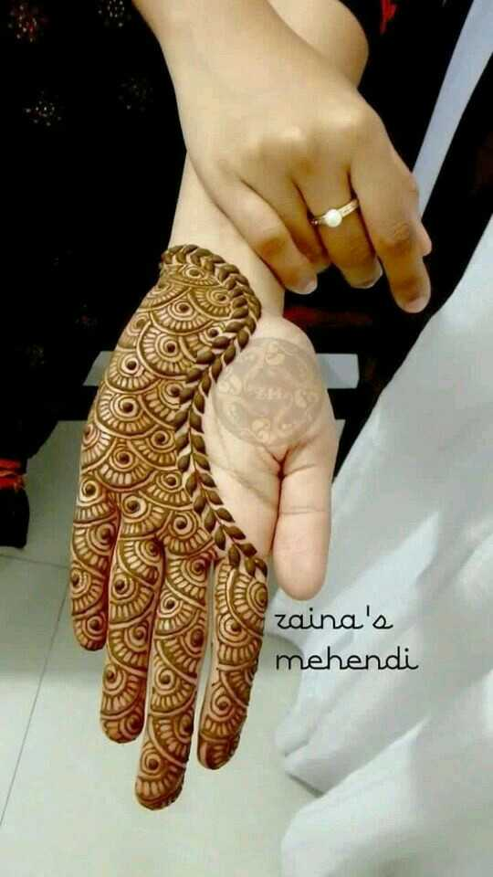 💅ஆடை அலங்கரம் & மெகந்தி - zaina ' s mehendi - ShareChat