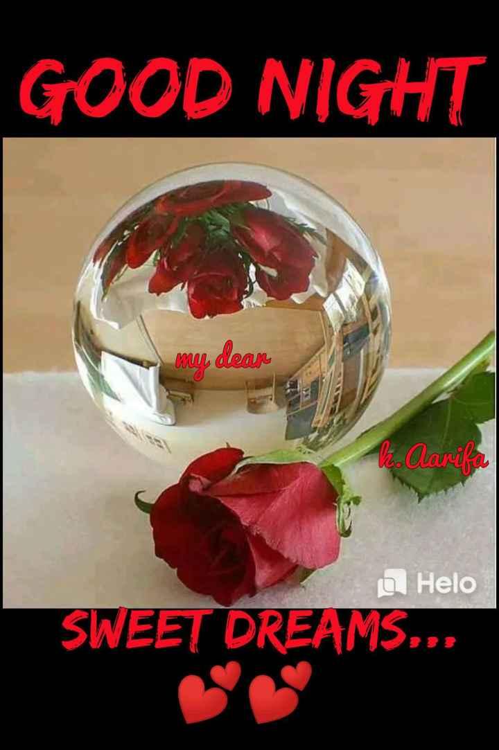 🌙இரவு வணக்கம் - GOOD NIGHT k . Olariga SWEET DREAMS . . . - ShareChat