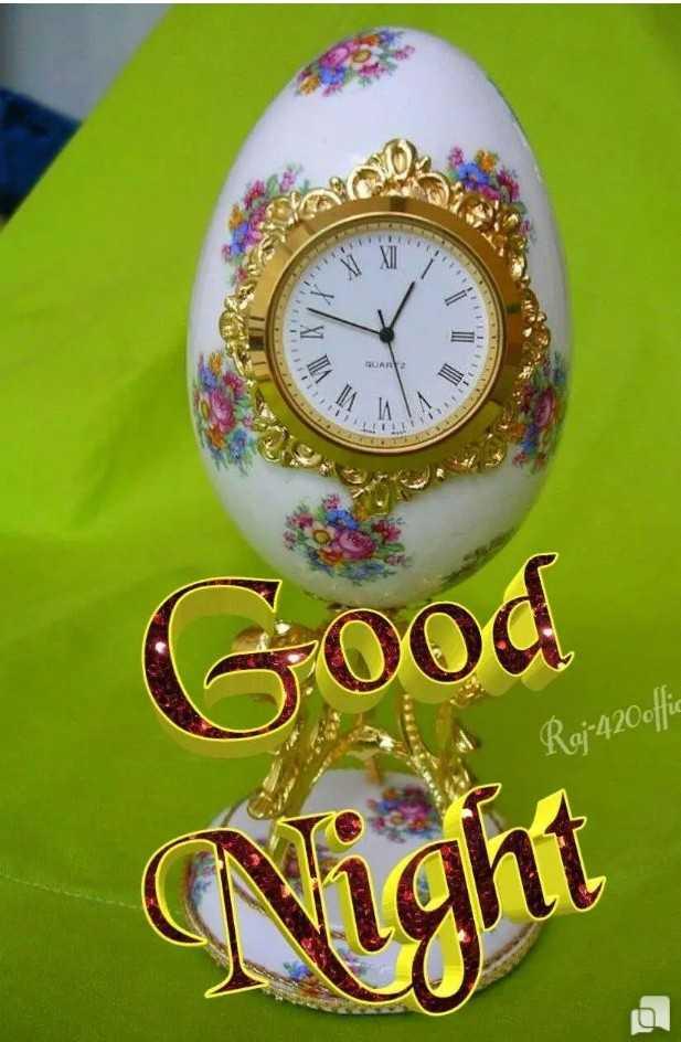 🌙இரவு வணக்கம் - Art Good Raj - 420offic Night - ShareChat