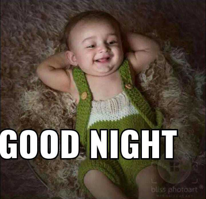 🌙இரவு வணக்கம் - GOOD NIGHT bliss photoart - ShareChat