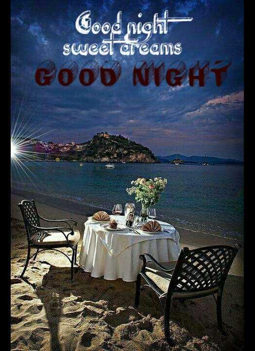 🌙இரவு வணக்கம் - Good nich sweet dreams GOOD NIGHT - ShareChat