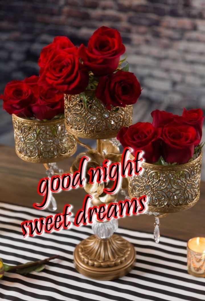 🌙இரவு வணக்கம் - goodnight sweet dreams - ShareChat