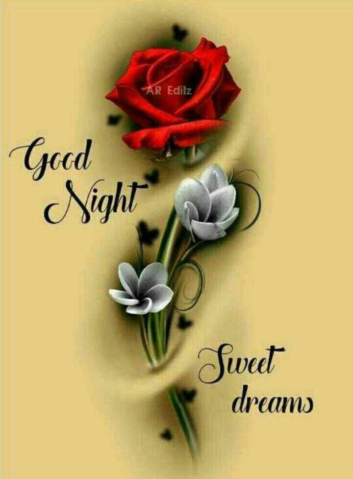 🌙இரவு வணக்கம் - AR Editz Good Night Sweet dream ) - ShareChat