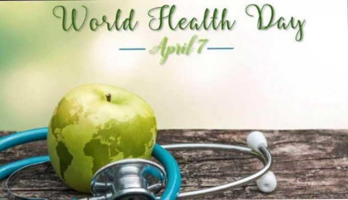 உலக சுகாதார நாள் - World Health Day — April 7 – - ShareChat