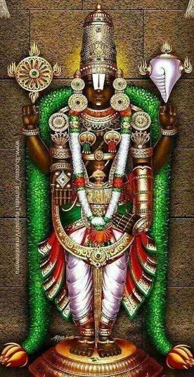 🔱 கடவுள் - EW m urumala ripathrvenkateswara - ShareChat