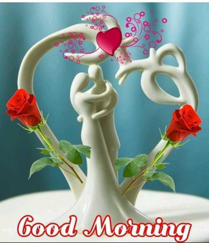 💑 காதல் ஜோடி - 08 . 0 Good Morning - ShareChat